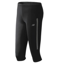 New Balance Impact Running Capris (For Women) in Black - Closeouts