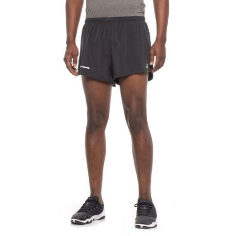 New Balance Impact Shorts - Built-In Briefs (For Men) in Black