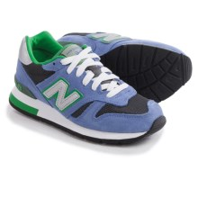 New Balance K1300 Sneakers (For Little and Big Kids) in Blue W/Green - Closeouts