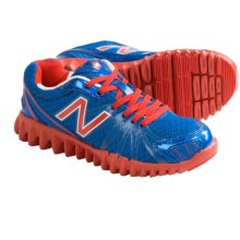 New Balance K2750 Running Shoes (For Kids and Youth) in Blue/Red - Closeouts