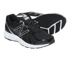 New Balance KJ790 Running Shoes (For Kids) in Black/White - Closeouts