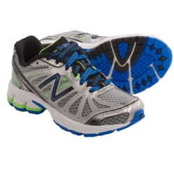 New Balance KJ880 Running Shoes (For Kids and Youth) in White/Pink