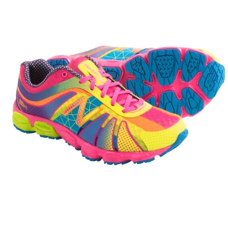 New Balance KJ890 Running Shoes (For Youth Boys and Girls) in Polka Dot/Rainbow