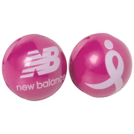 New Balance Komen Gear Bombs - 2-Pack in Pink - Closeouts