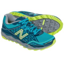 New Balance Leadville 1210 Trail Running Shoes (For Women) in Teal/Grey - Closeouts