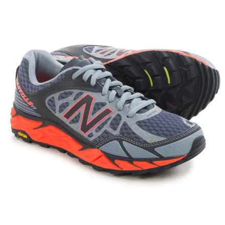 New Balance Leadville V3 Trail Running Shoes (For Women) in Grey/Dragonfly - Closeouts