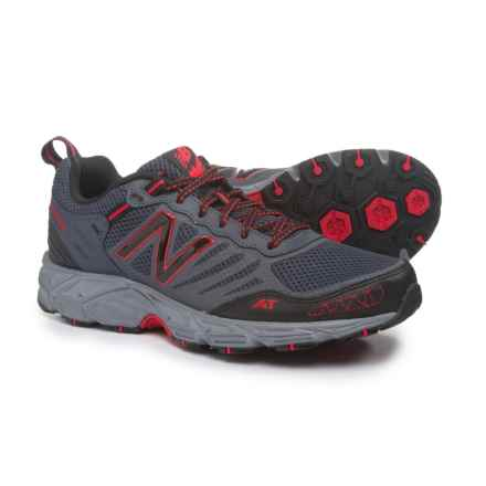 New Balance Lonoke Trail Running Shoes (For Men) in Thunder - Closeouts