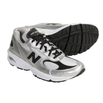 New Balance M498 Classic Shoes (For Men) in Silver/Black