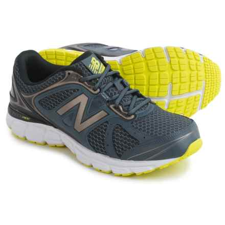 New Balance M560V6 Running Shoes (For Men) in Thunder - Closeouts