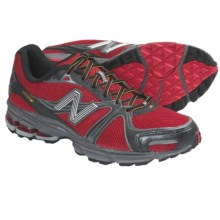 New Balance M880TR Trail Running Shoes (For Men) in Red/Black - Closeouts