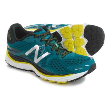 New Balance M880v6 Running Shoes (For Men) in Blue/Yellow - Closeouts