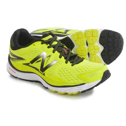 New Balance M880v6 Running Shoes (For Men) in Hi-Lite/Black - Closeouts