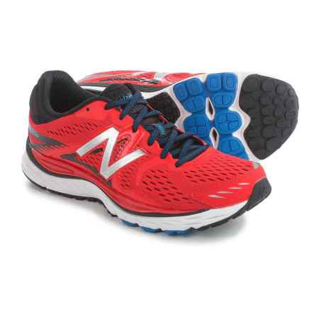 New Balance M880v6 Running Shoes (For Men) in Red/Black - Closeouts