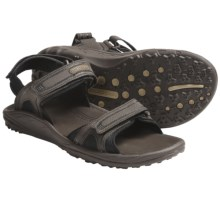 New Balance Mad River Sport Sandals (For Men) in Brown - Closeouts