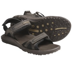 New Balance Mad River Sport Sandals (For Men) in Brown