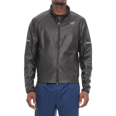 New Balance Max Intensity Jacket (For Men) in Black