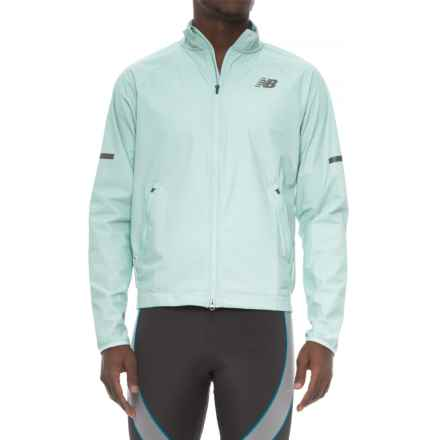 New Balance Max Intensity Jacket (For Men) in Light Cyclone - Closeouts