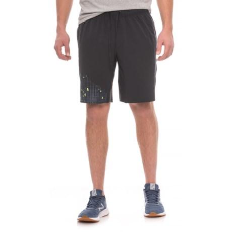 New Balance Max Intensity Shorts (For Men) in Black