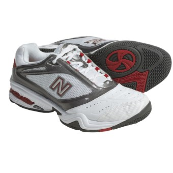 New Balance MC900 Tennis Shoe (For Men) in White/Grey