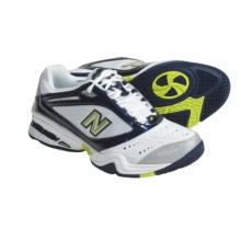 New Balance MC900 Tennis Shoe (For Men) in White / Navy - Closeouts