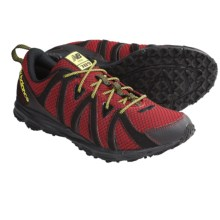 New Balance ME789 Trail Running Shoes (For Men) in Red/Black - Closeouts