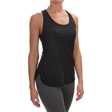 New Balance Mesh Tank Top - Racerback (For Women) in Black - Closeouts