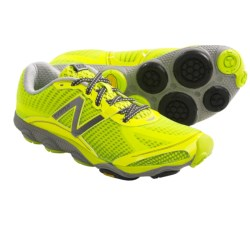 New Balance Minimus 1010 Running Shoes - Minimalist (For Men) in Yellow/Grey