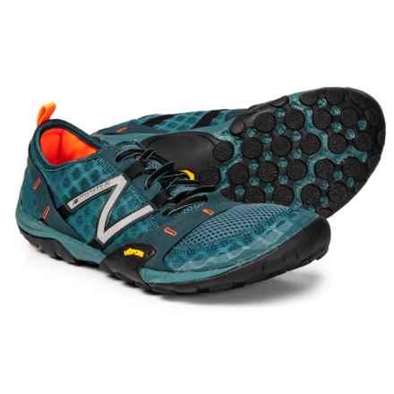 Minimus 10v1 Trail Running Shoes (For Men) in Tornado/Alpha Orange - Closeouts