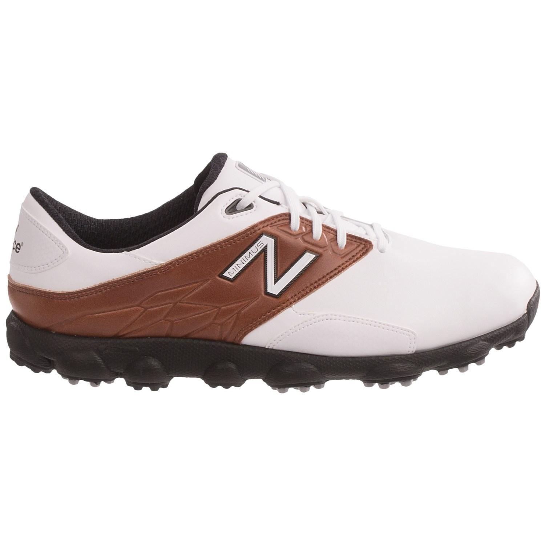 New Balance Minimus  Spikeless Golf Shoes