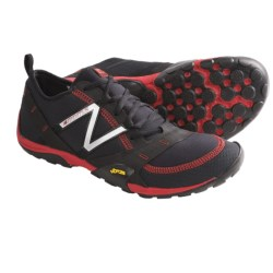New Balance Minimus MO10 Running Shoes - Minimalist (For Men) in Black/Red