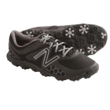 New Balance Minimus Sport Golf Shoes (For Men) in Black - Closeouts