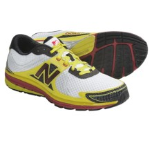 New Balance MR1190 Running Shoes (For Men) in White/Yellow/Red - Closeouts