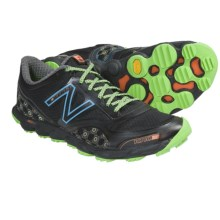New Balance MT1010 Minimus Trail Running Shoes - Minimalist (For Men) in Black - Closeouts