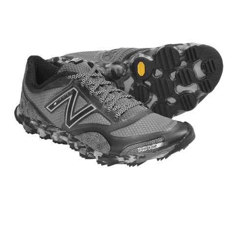 New Balance MT1010 Minimus Trail Running Shoes - Minimalist (For Men) in Black
