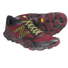 New Balance MT1010 Minimus Trail Running Shoes - Minimalist (For Men) in Red - Closeouts