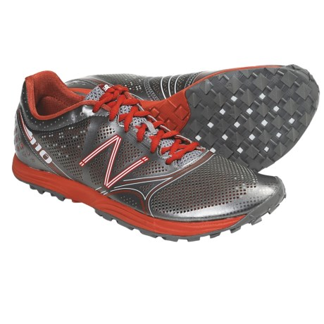 New Balance MT110 Trail Running Shoes - Minimalist (For Men) in Titanium