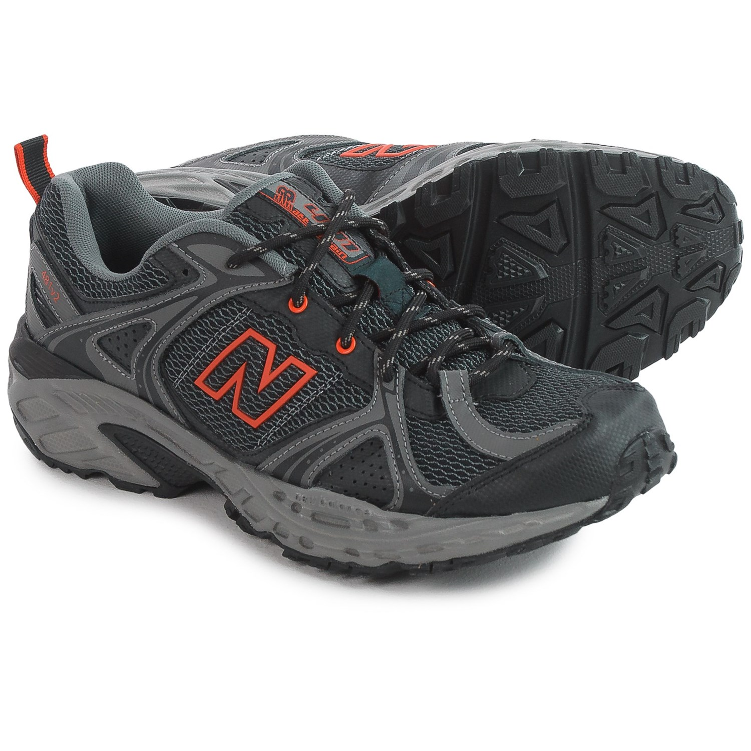 New Balance Mt481 Trail Running Shoes For Men Save 51