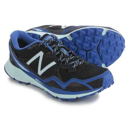 New Balance MT910V3 Gore-Tex® Trail Running Shoes - Waterproof (For Women) in Fin/Black/Droplet - Closeouts