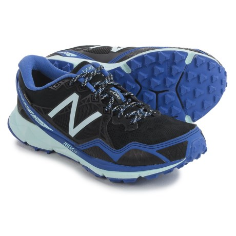 New Balance MT910V3 Gore-Tex® Trail Running Shoes - Waterproof (For Women) in Fin/Black/Droplet