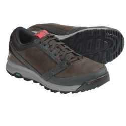 New Balance MW910 Country Walking Shoes - Leather (For Men) in Brown