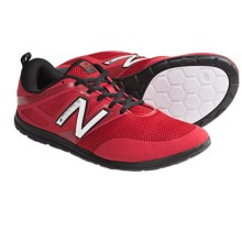 New Balance MX20 Minimus Shoes - Minimalist (For Men) in Chinese Red/Black - Closeouts