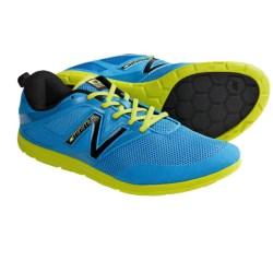 New Balance MX20 Minimus Shoes - Minimalist (For Men) in Kinetic Blue/Yellow/Black