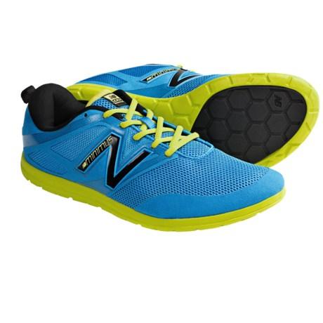 New Balance MX20 Minimus Shoes - Minimalist (For Men) in Kinetic Blue/Yellow/Black
