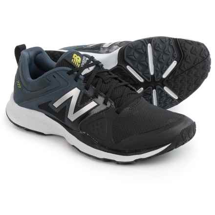 New Balance MX777 Cross-Training Shoes (For Men) in Blue/Black - Closeouts