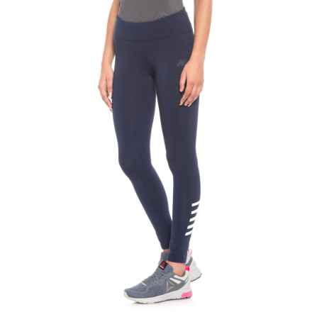 New Balance NB Athletics Leggings (For Women) in Navy - Closeouts