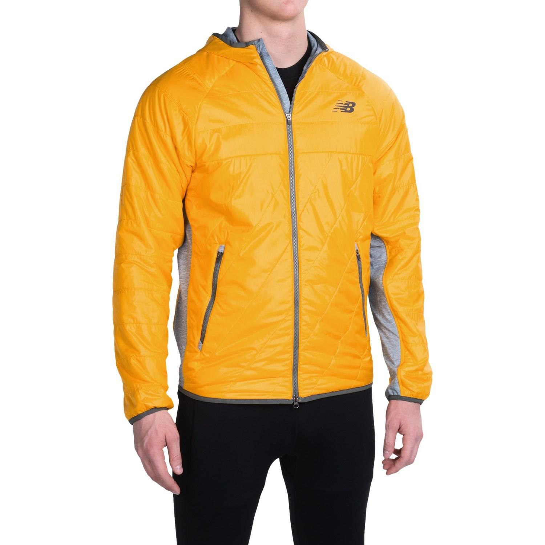 new balance nb heat hybrid jacket for men save 44. Black Bedroom Furniture Sets. Home Design Ideas