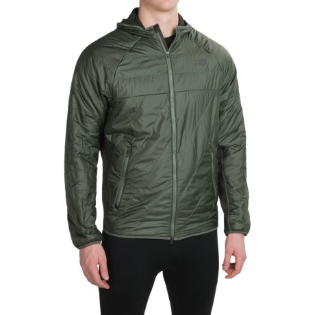 New Balance NB Heat Hybrid Jacket Insulated (For Men)