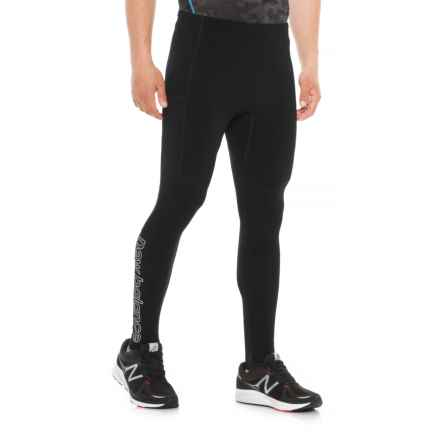 New Balance NB Heat Tights (For Men) in Black - Closeouts