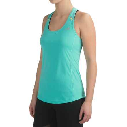 New Balance NB Ice Tank Top - Racerback (For Women) in Aquarius - Closeouts