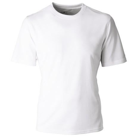 New Balance NDurance® Tec T-Shirt - Short Sleeve (For Men) in White